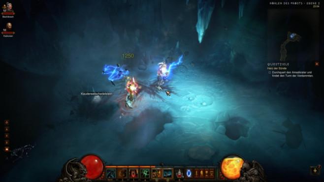 Diablo 3: Kauderwelschstein ©Blizzard