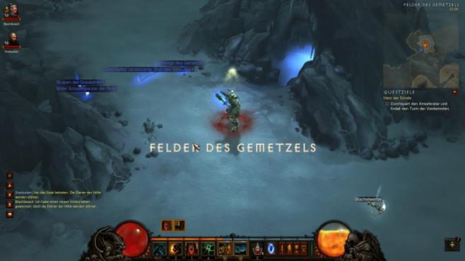 Diablo 3: Weg ©Blizzard