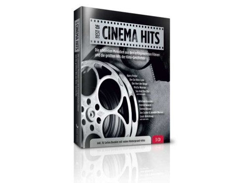 CD-Set Best of Cinema Hits © Tchibo
