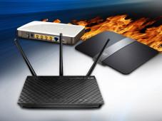 Turbo-Router©Sitecom, Asus, Cisco, © Jag_cz - Fotolia.com