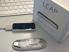Leap Motion Controller©COMPUTER BILD