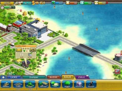 Virtual City 2 – Paradise Resort © Intenium