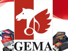 GEMA erhöht die Gebühren für USB-Sticks und Speicherkarten©GEMA, SanDisk, Kingston