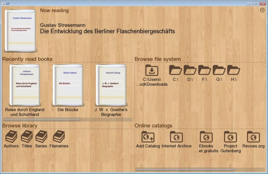 Cool Reader 3 3 61 - Download - COMPUTER BILD