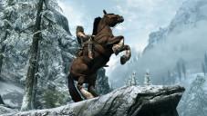 Rollenspiel The Elder Scrolls 5 – Skyrim: Pferd©Bethesda