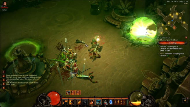 Diablo 3: Quest-Guide Akt 2 © Blizzard