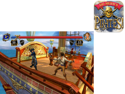 Sid Meier's Pirates © Take-Two Interactive