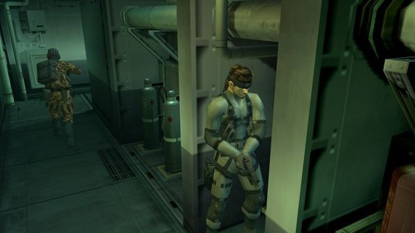 Actionspiel Metal Gear Solid – HD Collection: Snake © Konami