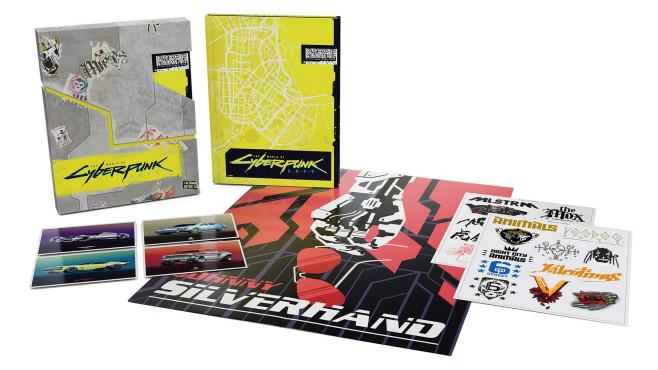 Cyberpunk 2077: Artbook©CD Projekt Red / Amazon