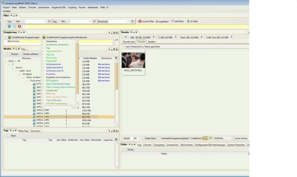 Screenshot 1 - MyJaPhoO