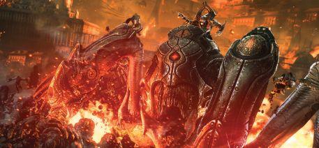 Actionspiel Gears of War – Judgment: Monster©Microsoft