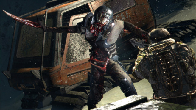 Actionspiel Dead Space 3: Space ©Electronic Arts