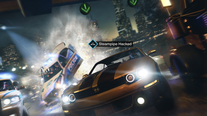 Actionspiel Watch Dogs: Explosion © Ubisoft
