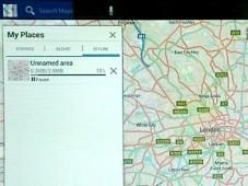 Offline-Modus Google Maps©COMPUTER BILD