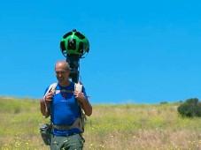 Street-View-Kamera als Rucksack©COMPUTER BILD