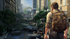 Actionspiel The Last of Us: Straße©Sony