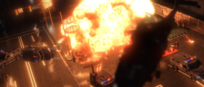 Abenteuerspiel Beyond – Two Souls: Explosion © Sony
