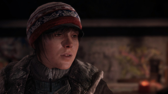 Bildergalerie: Beyond – Two Souls © Sony