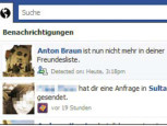 Unfriend Finder © COMPUTER BILD
