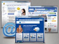 GMX, Google & Co.: Welcher E-Mail-Dienst ist der Beste? Vielfältig: Das Angebot an Webmailern ist groß. Wer die besten Funktionen bietet, zeigt der Test.©Julien Tromeur - Fotolia.com