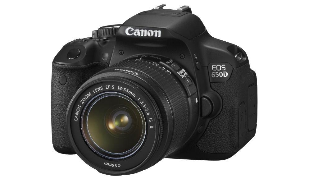 Canon EOS 650D©Canon