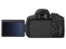 Canon EOS 650D mit Tochscreen©COMPUTER BILD