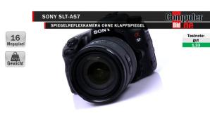 Sony Alpha SLT-A57©COMPUTER BILD