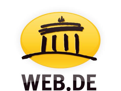 Web.de Freemail: Testnote 4,23 (ausreichend) ©Web.de