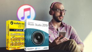 iTunes-Alternativen: Music Studio und Audials One 2019 © rawpixel.com, fotolia.com