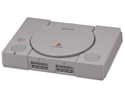 Playstation 1 ©Evan Amos