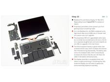 Das neue MacBook Pro von Apple von innen©iFixit