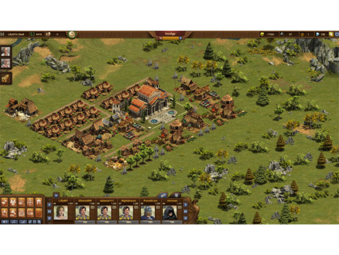 Forge of Empires: Eisenzeit © InnoGames
