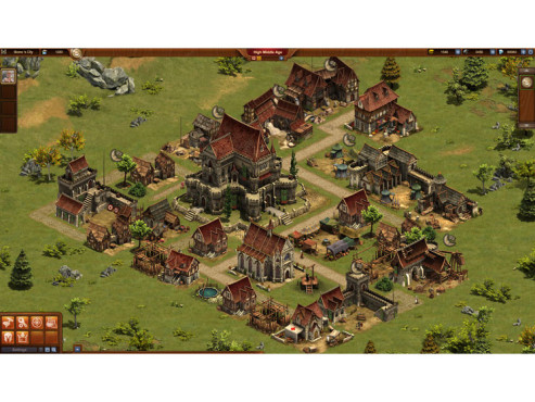 Forge of Empires: Hochmittelalter © InnoGames