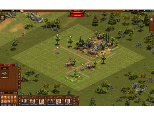 Forge of Empires: Steinzeit © InnoGames