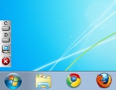 Screenshot 1 - CFMiniBar