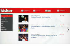 Kicker-App Philips 46PFL5007K©COMPUTER BILD