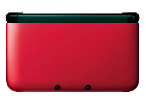 Handheld 3DS XL: Rot©Nintendo
