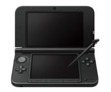 Handheld 3DS XL: Schwarz©Nintendo