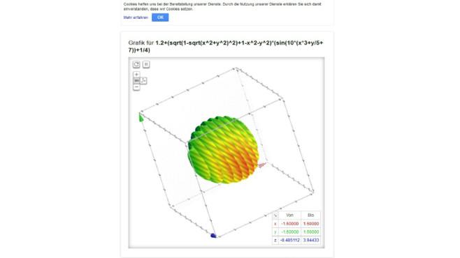 """Google: Das """"Easter Egg""""-Easter Egg©Google, COMPUTER BILD"""