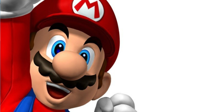 Windows-PowerShell: Super Mario abspielen © Nintendo