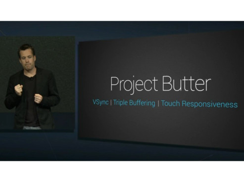 Project Butter ©Google
