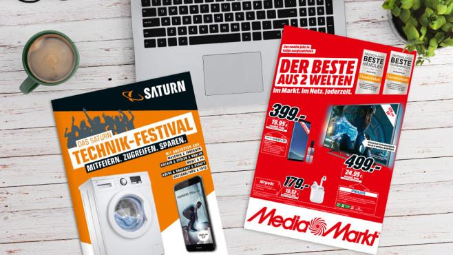 Media Markt vs Saturn©Copyright: iStock.com/ExperienceInteriors, Saturn, Media Markt