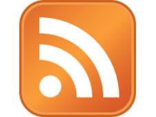 Logo für RSS-Feeds©www.feedicons.com/
