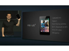 Nokia: Nexus 7 verletzt mehrere Patente Streitpunkt: Das Nexus 7 von Google und Asus verletzt mehrere Nokia-Patente.©Google