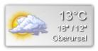 Screenshot 1 - Mein Wetter