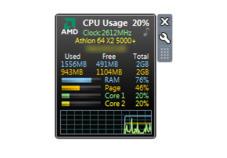 Screenshot 1 - All CPU Meter