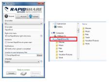 RapidDrive©RapidShare AG