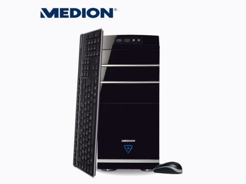 Medion Akoya P4210D (MD 8370) Multimedia-PC © Aldi