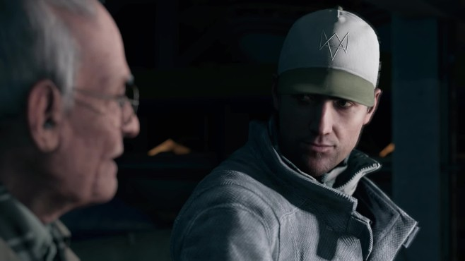 Actionspiel Watch Dogs: Quinn © Ubisoft