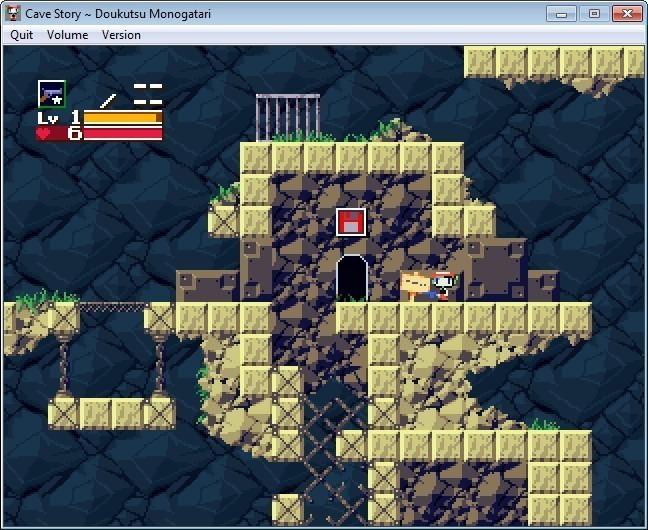 Screenshot 1 - Cave Story